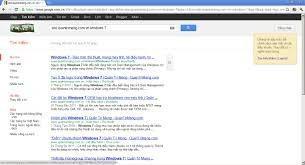 Cách Tìm Kiếm Nâng Cao Trên Google