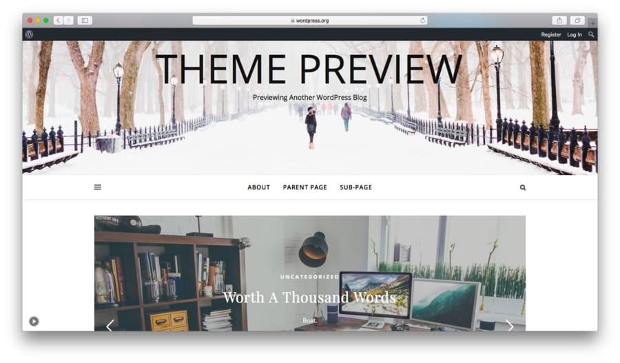 WordPress theme đẹp ashe