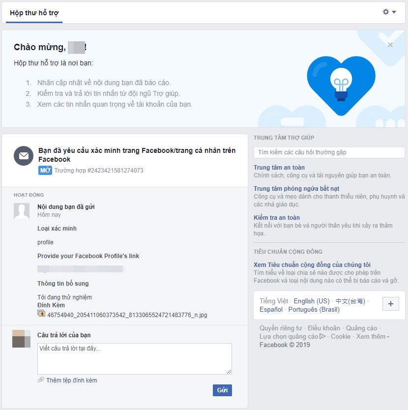 Tích Xanh Facebook là gì? Hướng dẫn đăng ký dấu tích xanh Facebook