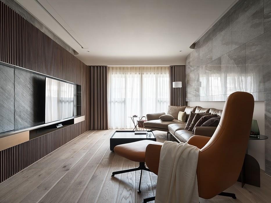 Phòng khách đẹp hiện đại với kích thước 3mx5m