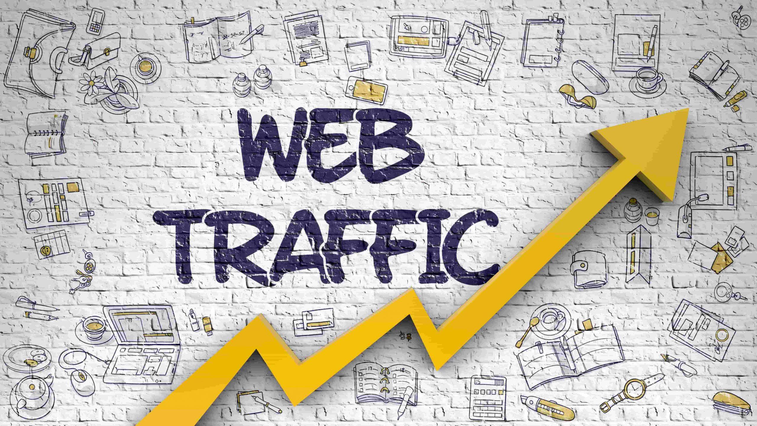 Cách tăng traffic cho web kinh nghiệm cho bạn