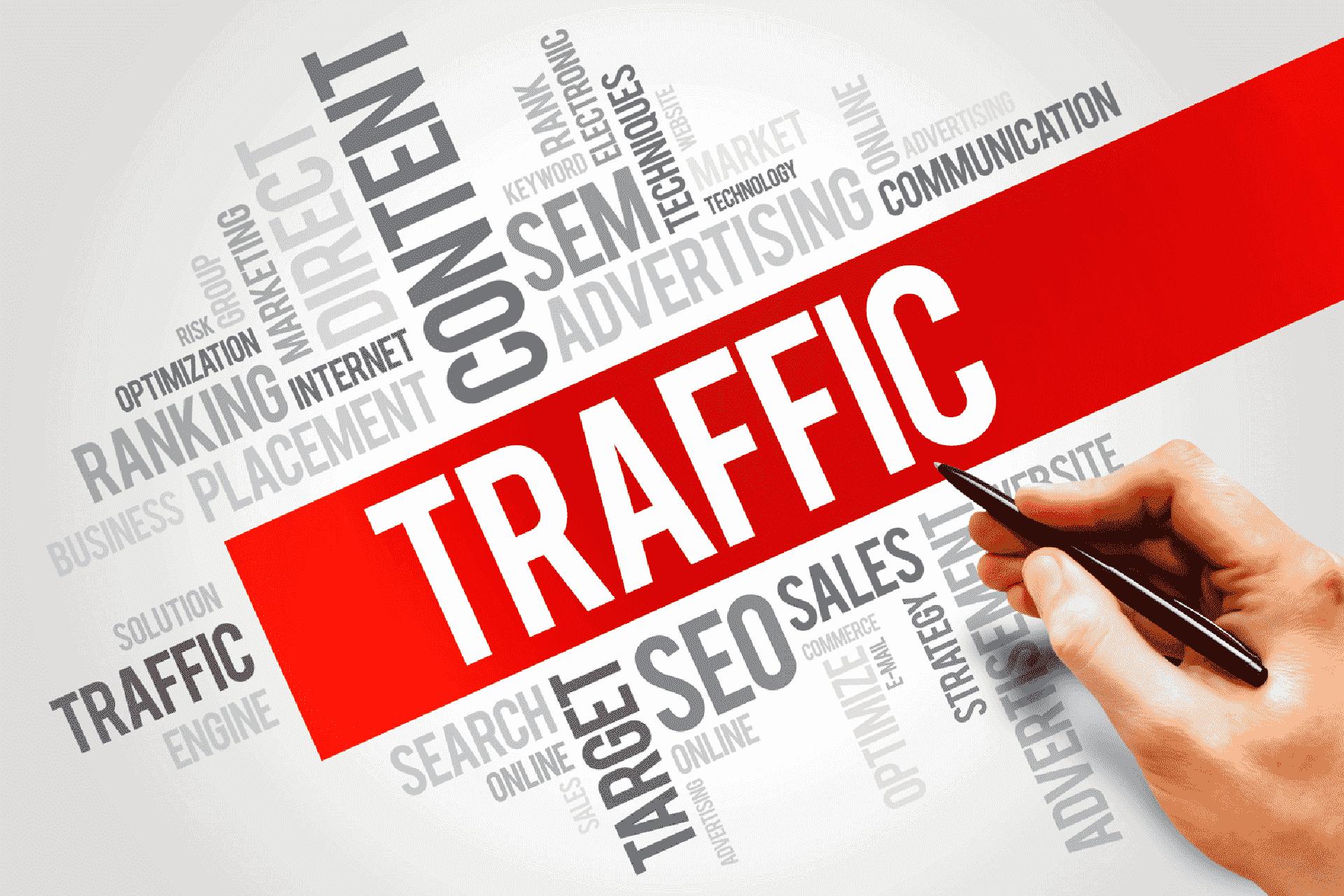 Top 10 cách tăng traffic cho website bán hàng hiệu quả